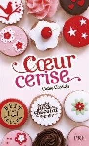 les filles au chocolat 1 coeur cerise - cathy cassidy