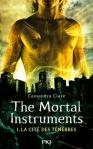 The mortal instruments T1 la cité des ténèbres