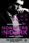 Monsters in the dark T2 Larmes brûlantes