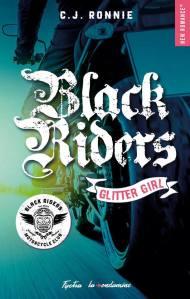 Black riders T1 Glitter girl
