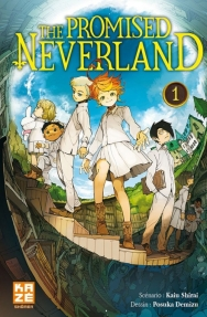 The promised neverland T1