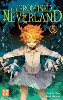 The promised neverland T5