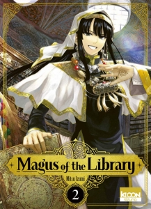 Magus of the Library T2