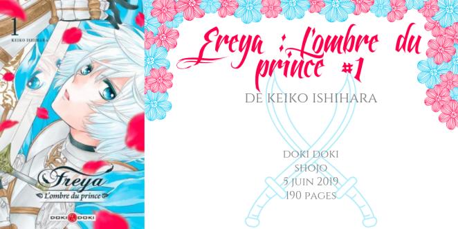 Freya _ L'ombre du prince #1