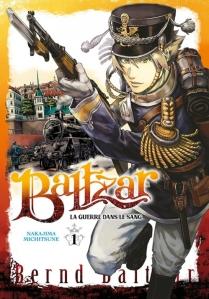 Baltzar La guerre dans le sang T1