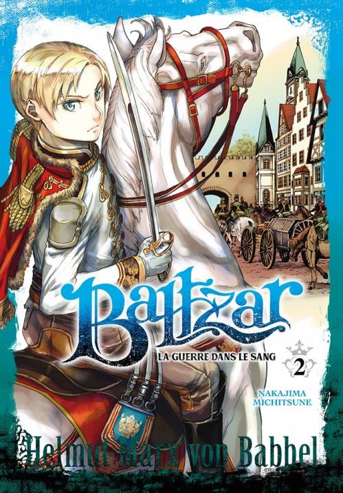 Baltzar La guerre dans le sang T2