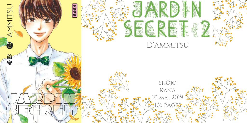 Jardin secret #2