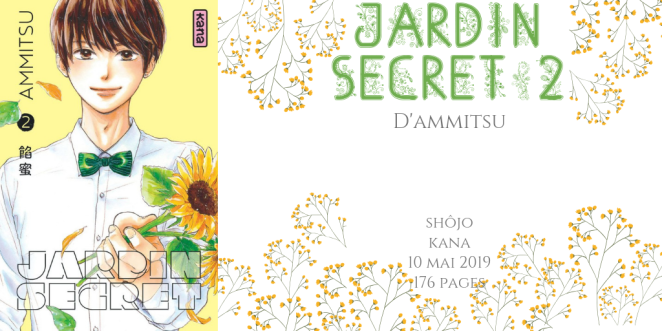 Jardin secret #2