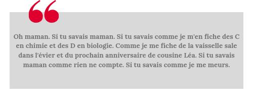 Oublier (Les Anges #1) - Citation.png
