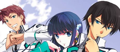 The irregular at magic high school bannière