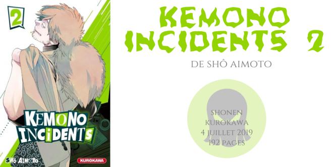 Kemono incidents #2