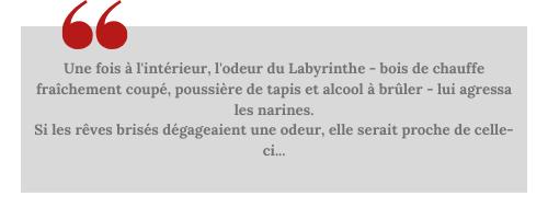 Le complot des corbeaux (Les Soeurs Carmines #1) - Citation.png