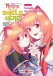 The rising of the shield hero Anthologie Ensemble avec Raphtalia