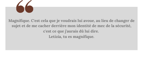 Eternità - Citation