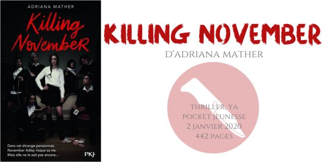 Killing november #1