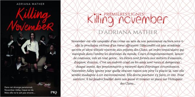 Killing november - PL