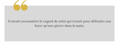 Les orphelins du royaume (Grisha #1) - Citation.png