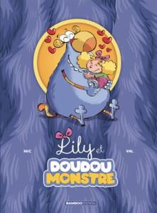 Lily et doudou monstre