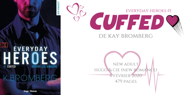 Cuffed (Everyday heroes #1)