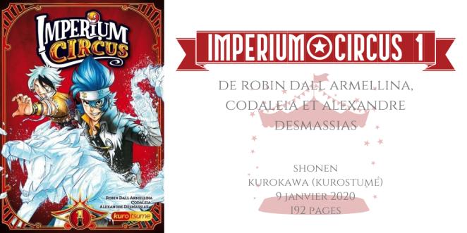 Imperium circus #1