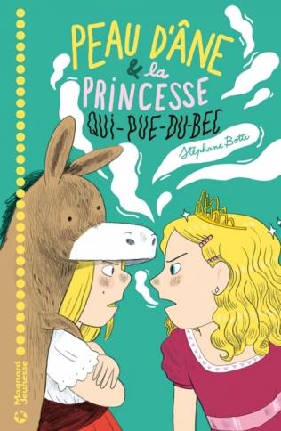 Peau d'âne et la princesse qui pue du bec