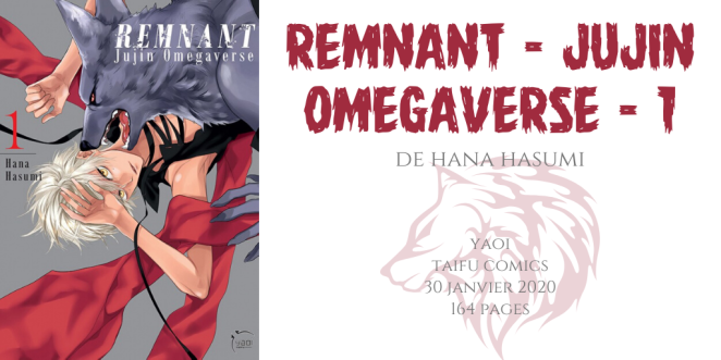 Remnant - Jujin Omegaverse - #1