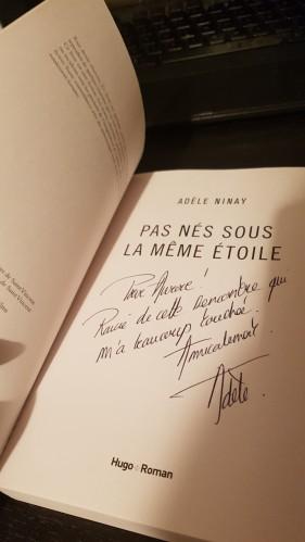 Rencontre Adèle Ninay 6