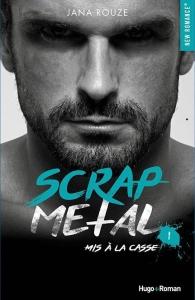 Scrap metal T1 Mis à la casse