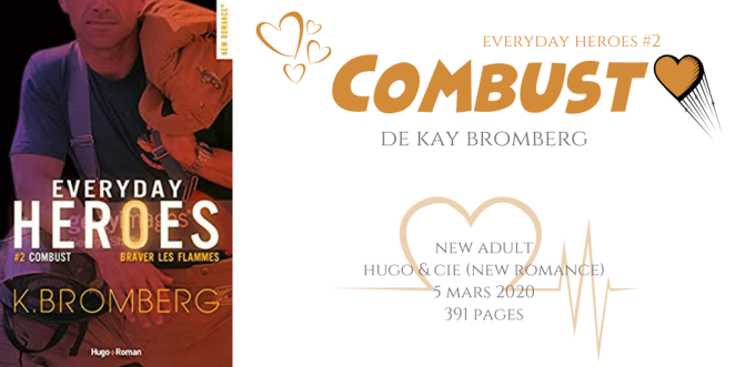 Combust (Everyday heroes #2)