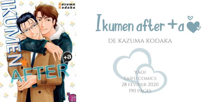 Ikumen after +a