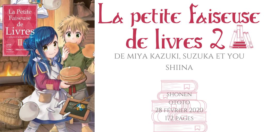 La petite faiseuse de livres #2