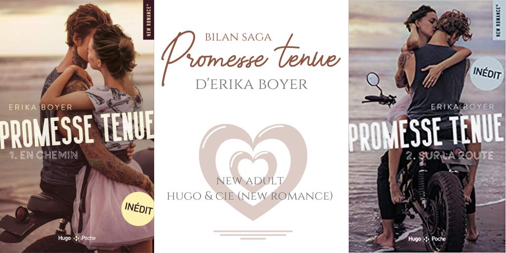 Promesse tenue - Bilan saga