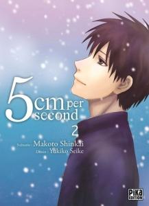 5cm per second T2