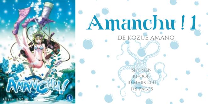 Amanchu ! #1