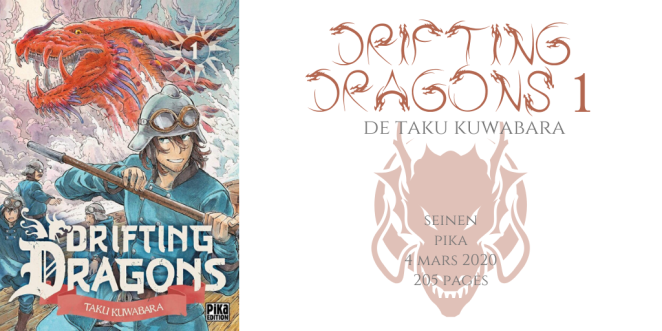 Drifting dragons #1