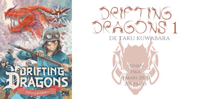 Drifting dragons #1