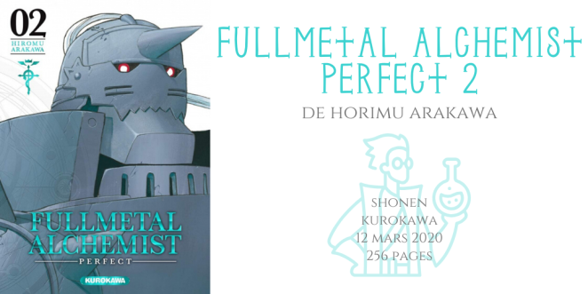 Fullmetal alchemist perfect #2