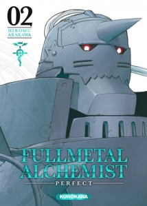 Fullmetal alchemist perfect T2