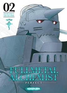 Fullmetal alchemist perfect T2