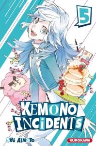 Kemono Incidents T5