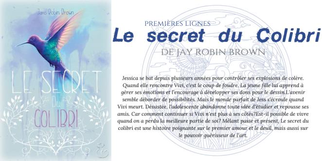 Le secret du Colibri - PL