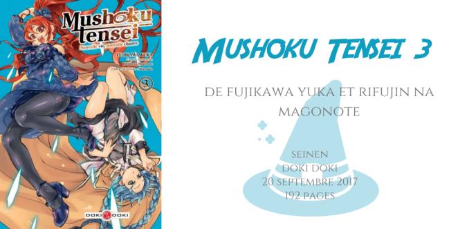 Mushoku Tensei #3