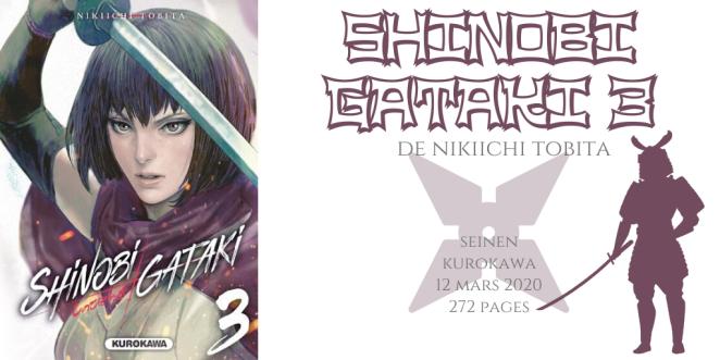 Shinobi Gataki #3