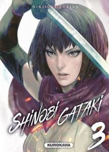 Shinobi gataki T3