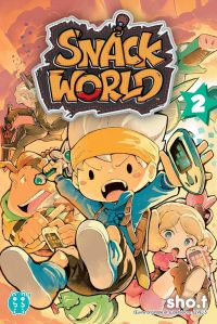Snack world T2