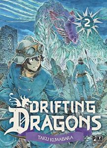 Drifting dragons T2