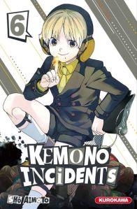 Kemono incidents T6