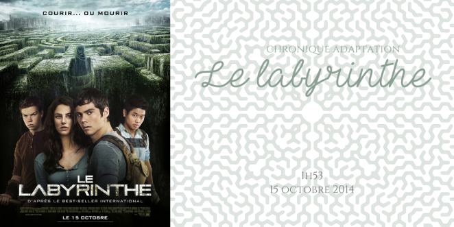 Le labyrinthe - Chronique adaptation