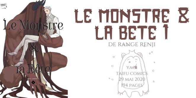 le monstre & la bête #1