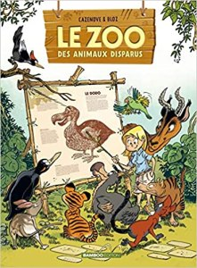 Le Zoo des animaux disparus T1